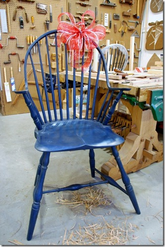 Windsor Chair Visit Clarksville Mo