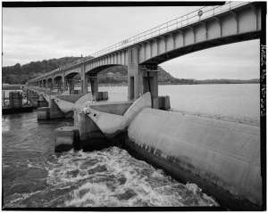 Lock and Dam #24; Clarksville, MO