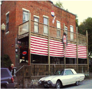 Boves Dry Saloon, Clarksville Missouri