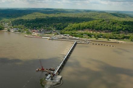 Mississippi Lock & Dam 24