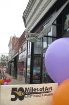 Clarksville Glassworks, Clarksville MO: http://www.stltoday.com