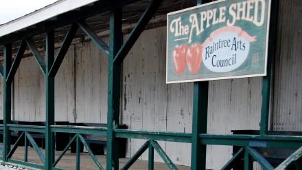 Apple Shed